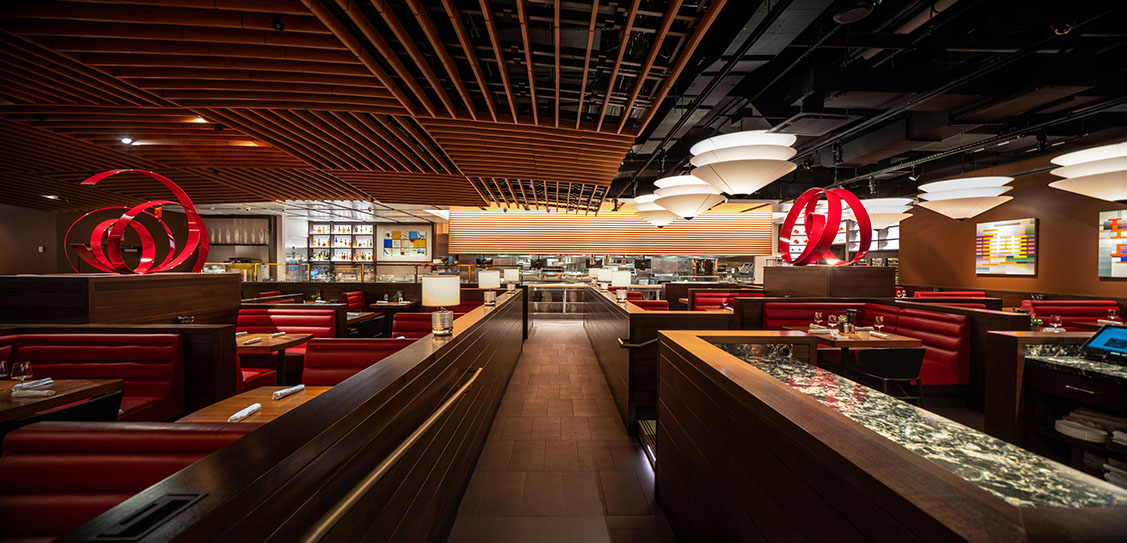 Hudson Yards Grill - Bentel & Bentel, Architects/Planners AIA