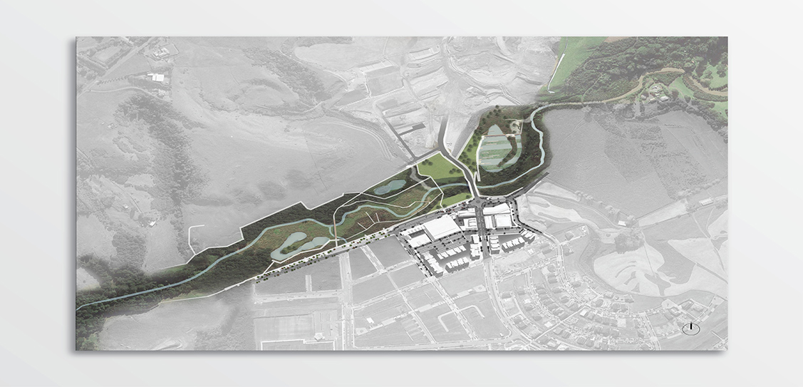 Vaughans Stream Corridor Wetlands + Bridge - LandLAB, Images: Samuel Humphrey Gould