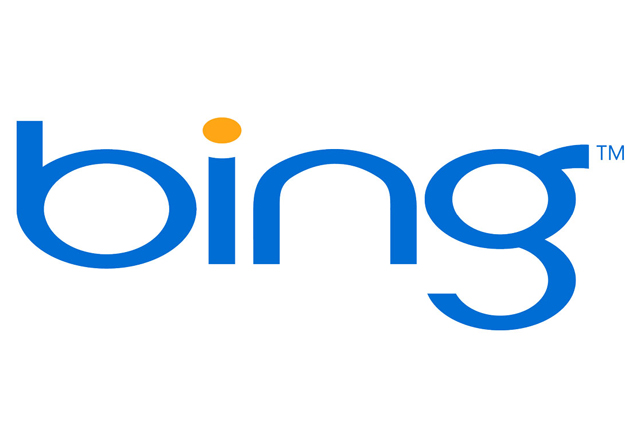 Bing's old logo
