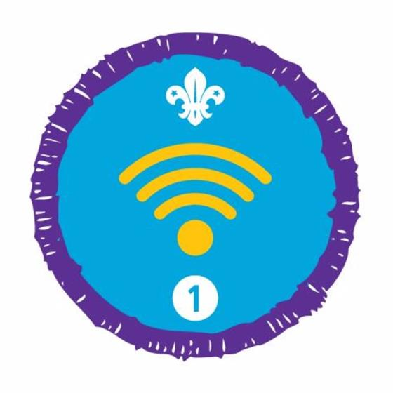 The Digital Citizen badge