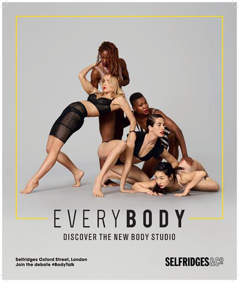 objectification of womens bodies in advertising