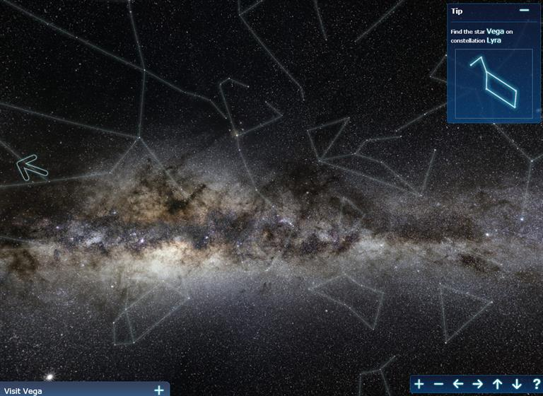 A 360 degree vista of the Milky Way