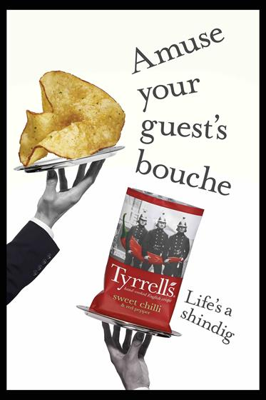 Tyrrells' first-ever ad campaign