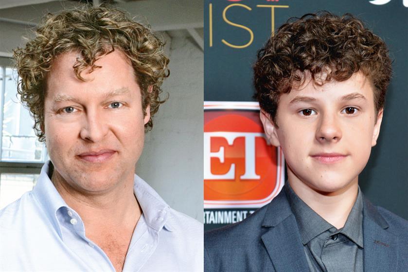 1. John Townshend and Luke Dunphy