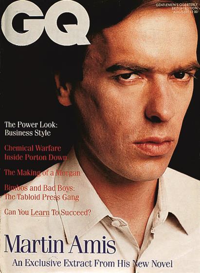 1989 Aug/Sep - Martin Amis