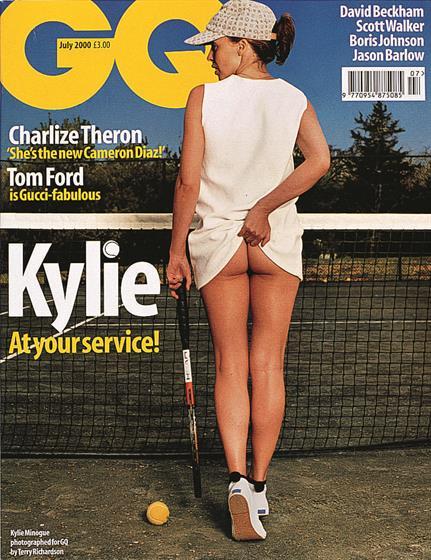 2000 July - Kylie Minogue