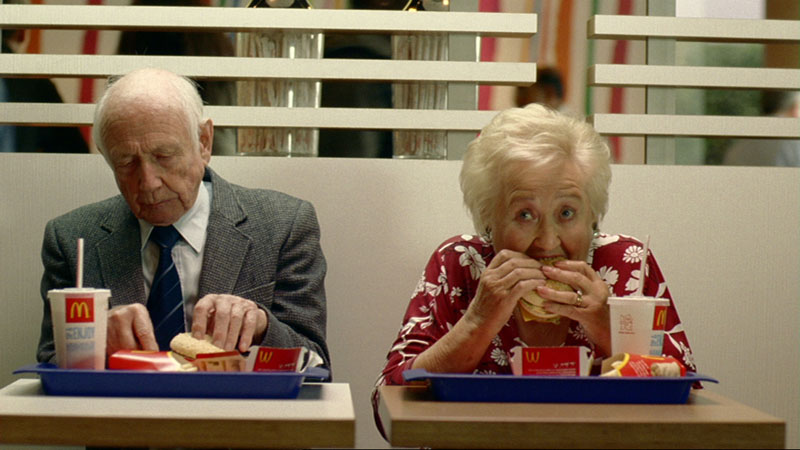 McDonald's 'Favourites (The People's Restaurant)' by Leo Burnett