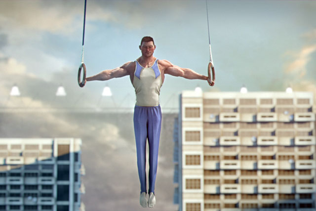 BBC olympic ad