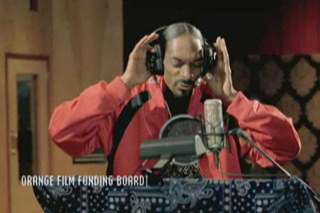 Orange Gold Spot 'Snoop'