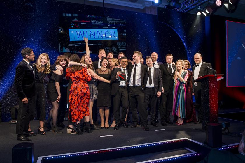 Goodstuff Communications is crowned Most Awarded Agency