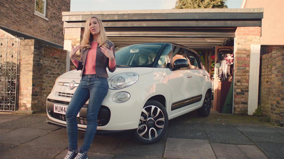10. Fiat, 'the motherhood'