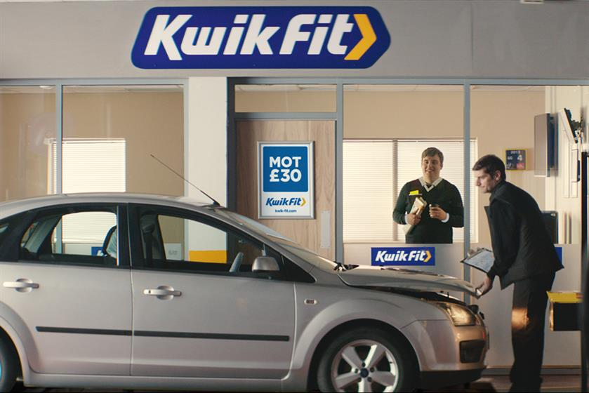 2. Kwik Fit's RFI