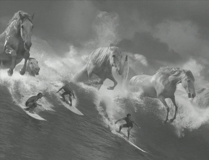 1998's 'surfer' spot for Guinness