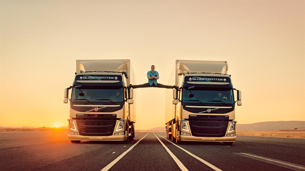 Volvo Trucks: 'captured the imagination'