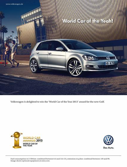 A brief history of Volkswagen print ads