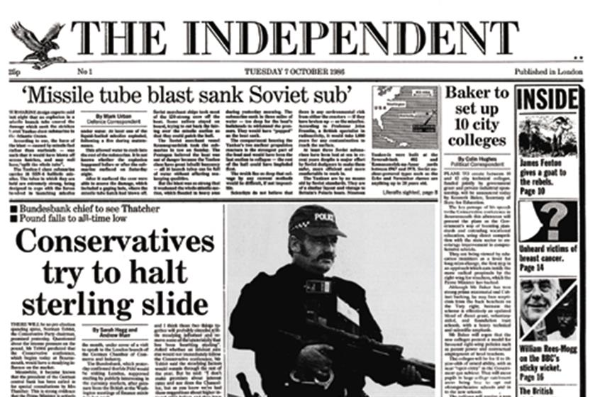 7 October 1986