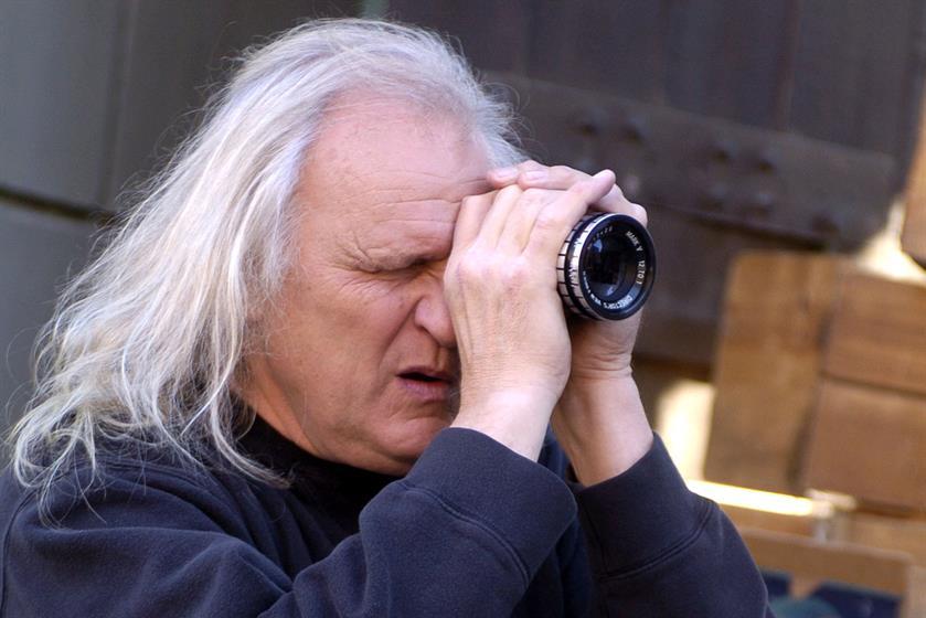 Joe Pytka. Credit: Getty Images