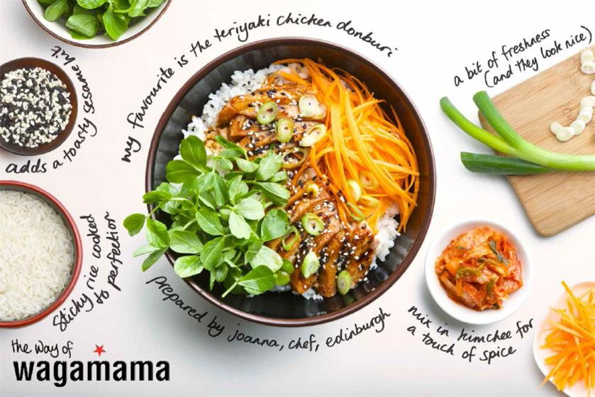 Wagamama by 101 London