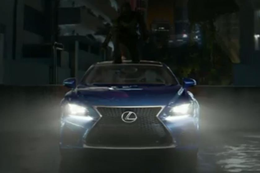 Lexus by CHI & Partners