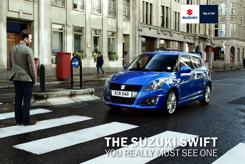 Suzuki by The Red Brick Road