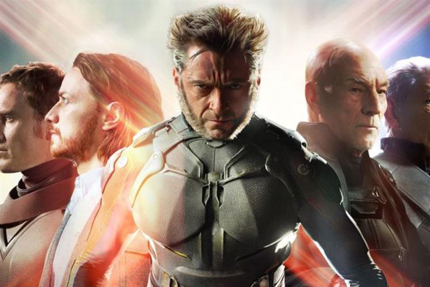 X-Men, Days of Future Past by Vizeum