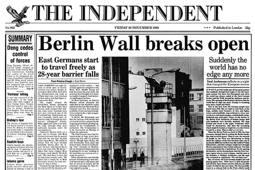 10 November 1989