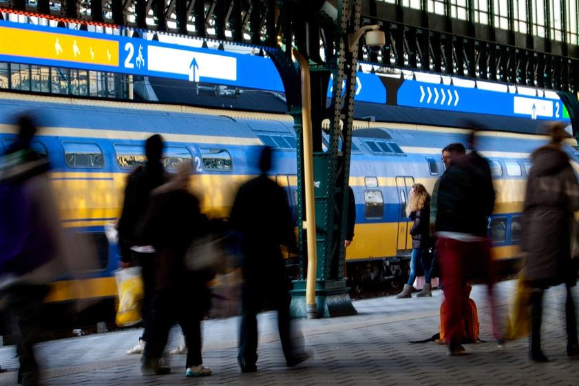 Improving safety and comfort on train platforms