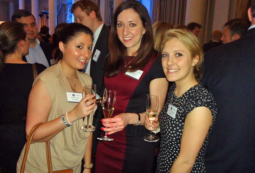 Wimbledon's Gatsby Club launch at the Langham