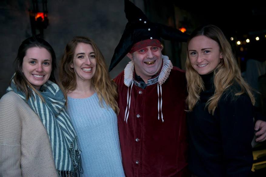 Merlin Events launches the Tavern at the London Dungeon