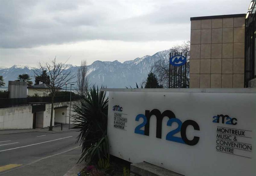 EMEC 2013 is being held at the Montreux Music and Convention Centre (2M2C) this week.