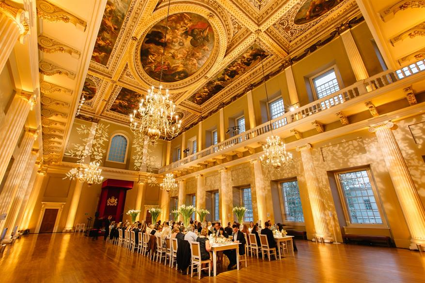 Banqueting House supper club