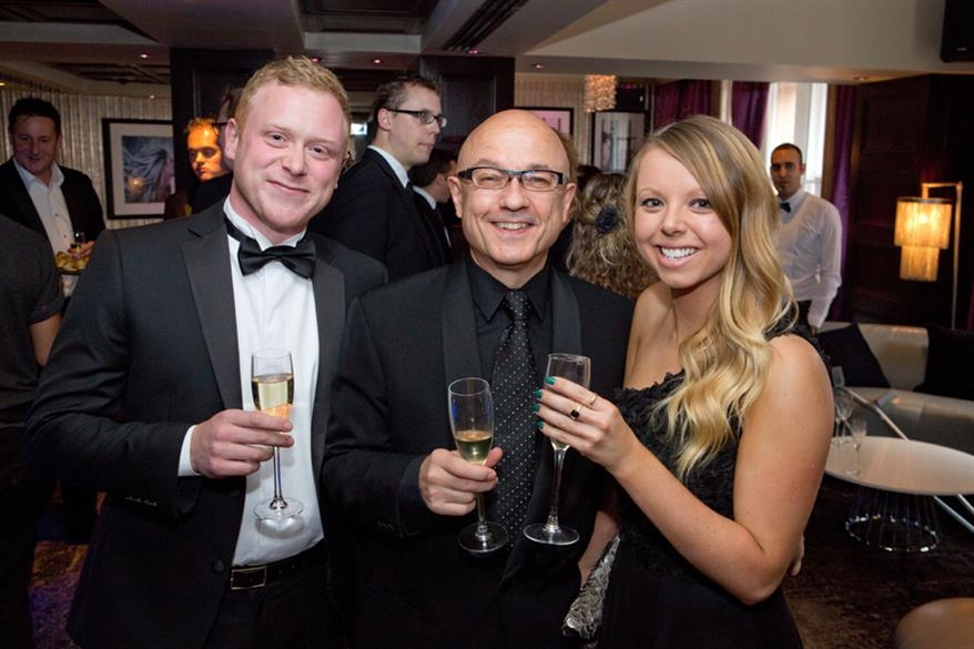 C&IT Awards 2013: Judges and sponsors were invited to a pre-awards reception at The Hippodrome, Leicester Square