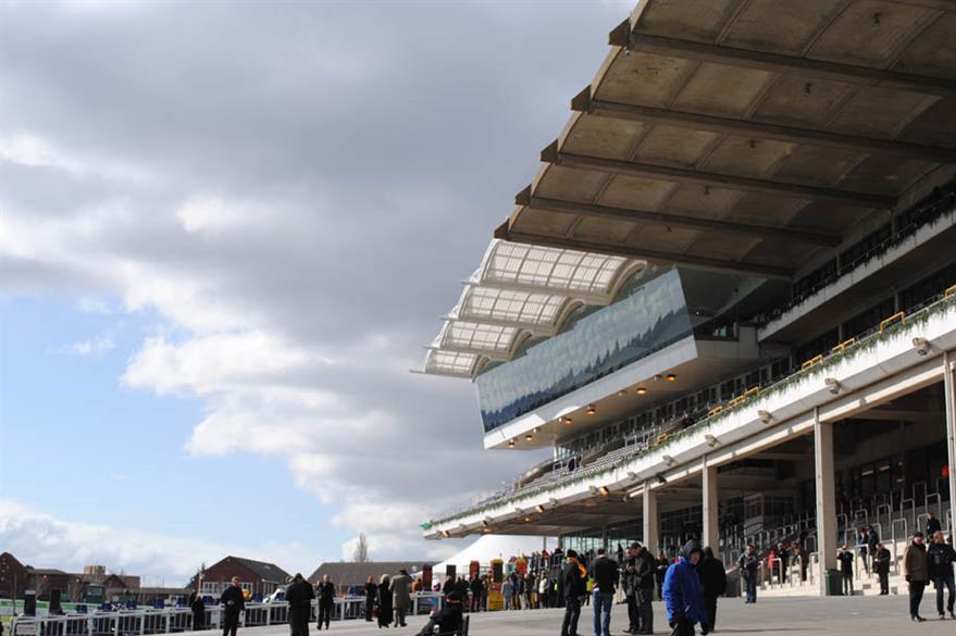 Grandstand, Cheltenham Festival, Cheltenham Racecourse