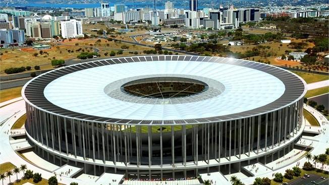 Maracanã – Estádio Jornalista Mário Filho, Rio de Janeiro, Brazil 2014 (Fifa.com)