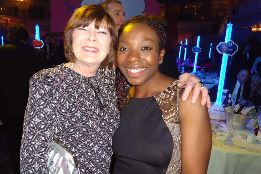 The IVCA Awards 2014 took place at Grosvenor House on Park Lane in London