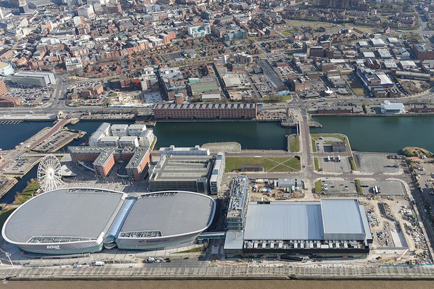 Exhibition Centre Liverpool