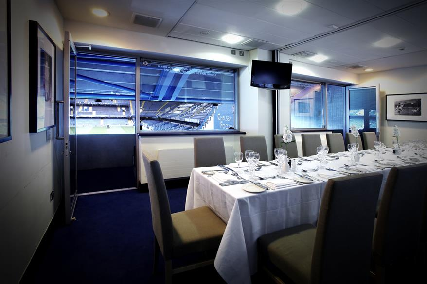 Chelsea FC, Stamford Bridge