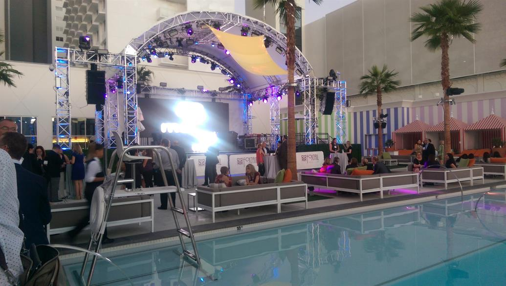 Association Evening at SLS Las Vegas