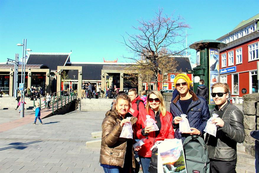 Iceland fam trip