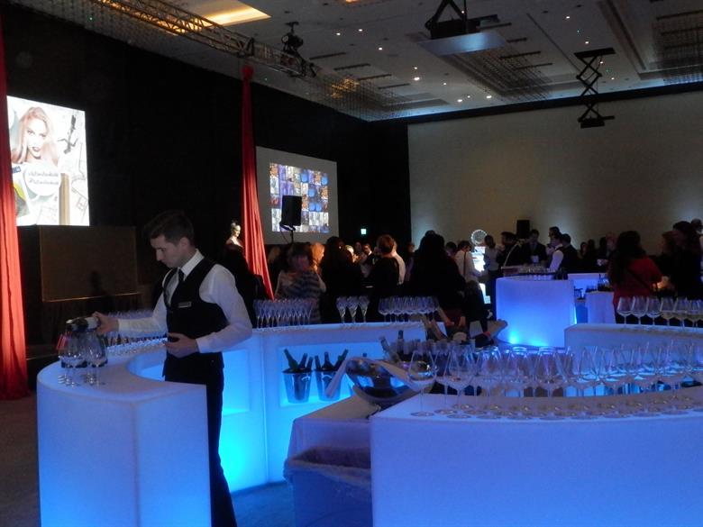 Hilton Bankside Launch Party