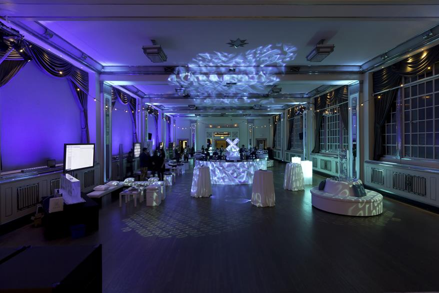 Brand launch from Pure Events at the Bloomsbury Ballroom