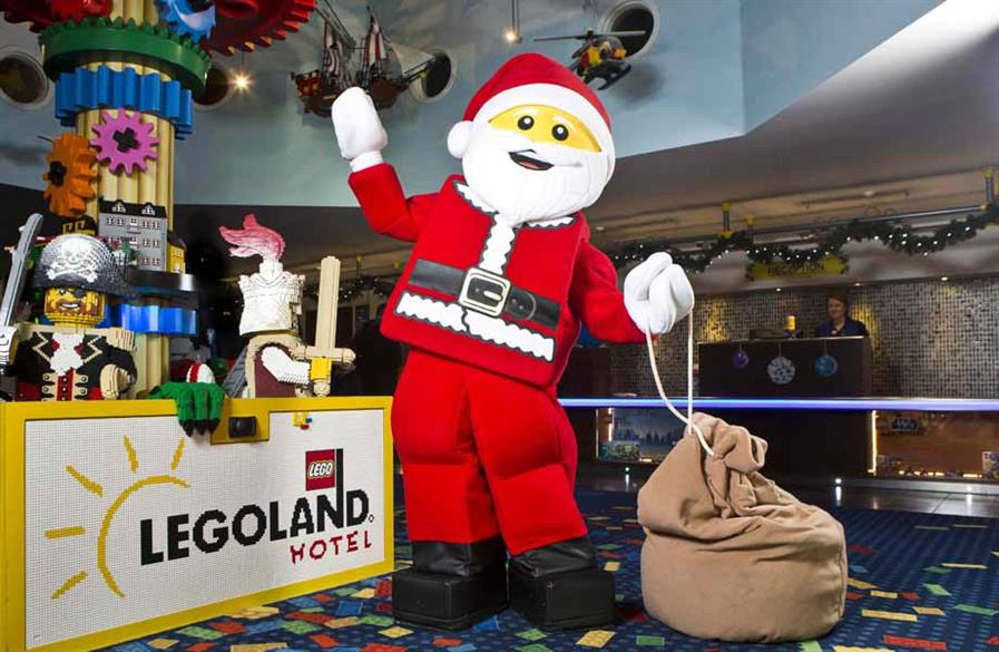 Legoland Hotel Windsor brings festive cheer to guests