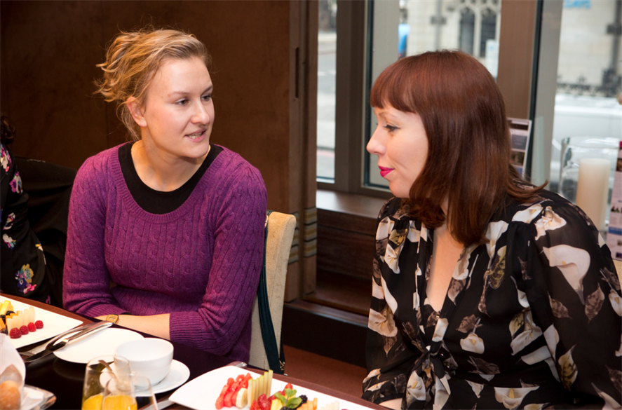45 Park Lane hosts C&IT's new website launch breakfast
