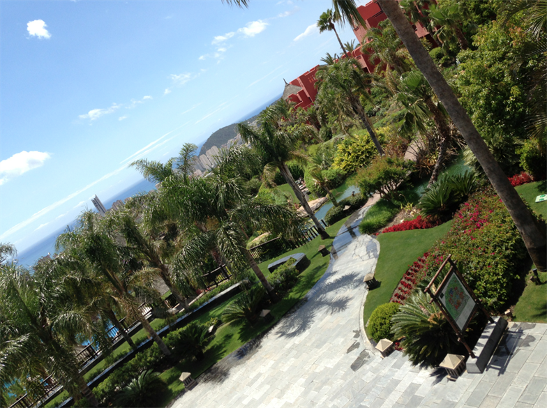 Barcelo's Asia Gardens Hotel & Thai Spa, near Alicante