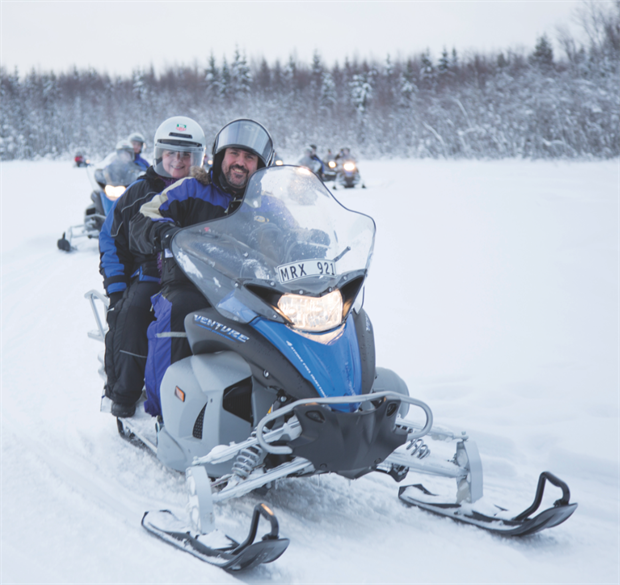 Indesit staff having the most fun in Sweden. See this month's Indesit Case Study.