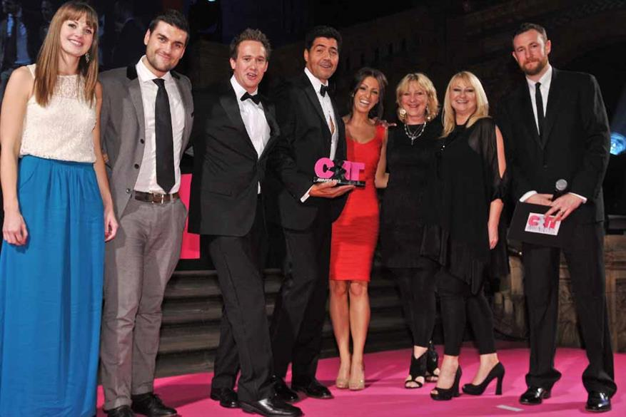 Global Congress of the Year was awarded to Brand Fuel for its work on One Young World.
