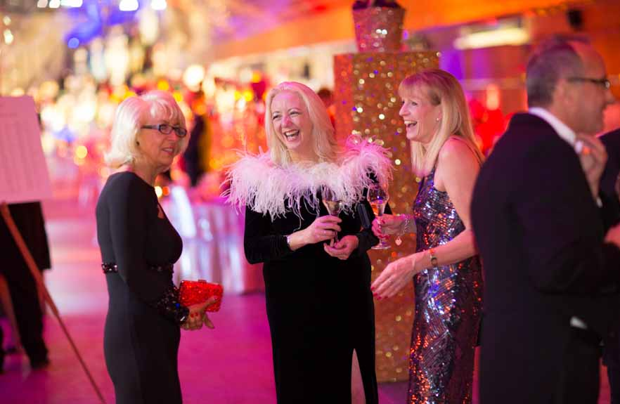 200 guests joined Harbour & Jones to celebrate its 1000th event