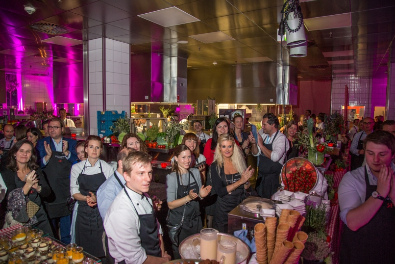 Rocco Forte Hotels' Kitchen Party