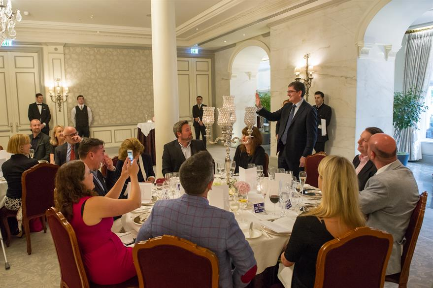 State of the Industry dinner