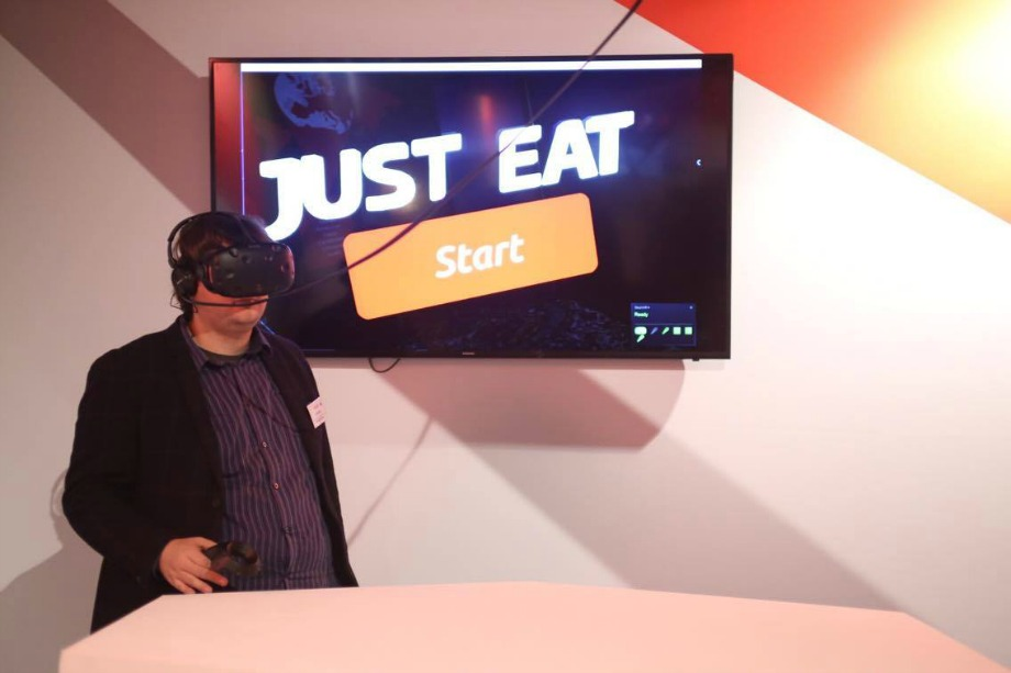 In pictures: Just Eat's 'The Future Now' event